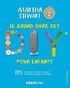 """Afficher """"Le grand livre des DIY pour enfants..."""""""