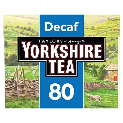 Taylors of Harrogate Yorkshire Te Descafeinado (80)