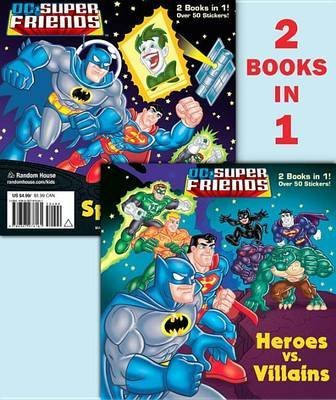 [(Heroes vs. Villains/Space Chase! (DC Super Friends))] [By (author) Billy Wrecks ] published on (January, ()