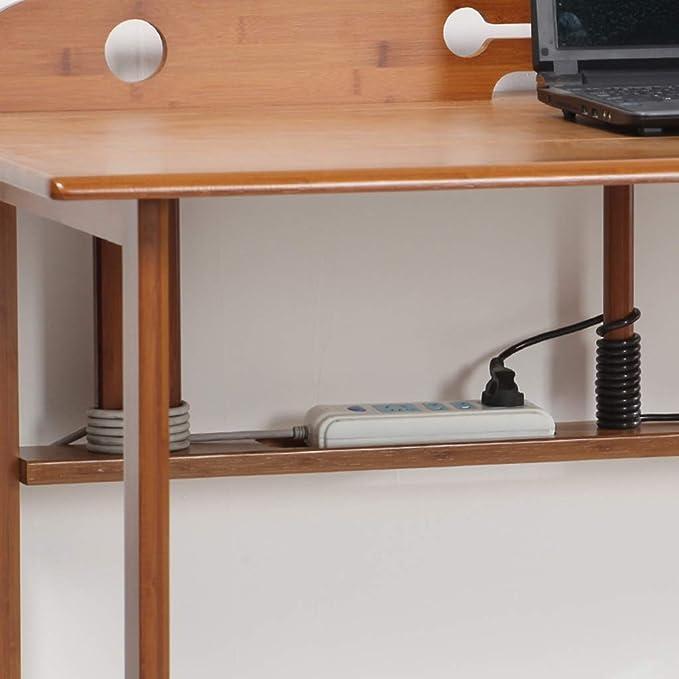 Amazon.com: Mesa de estudio multifunción para ordenador y ...