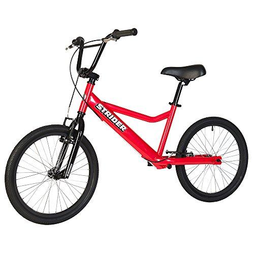 Boy's 20 Sport No-Pedal Balance Bike, Red