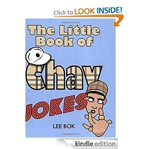 The Little Book of Chav Jokes Lee Bok