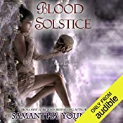 Blood Solstice: The Tale of Lunarmorte, Book 3 | Samantha Young