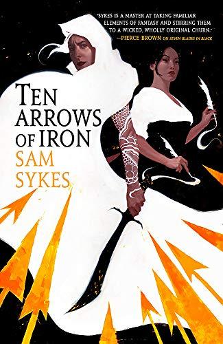 Book Cover: Ten Arrows of Iron