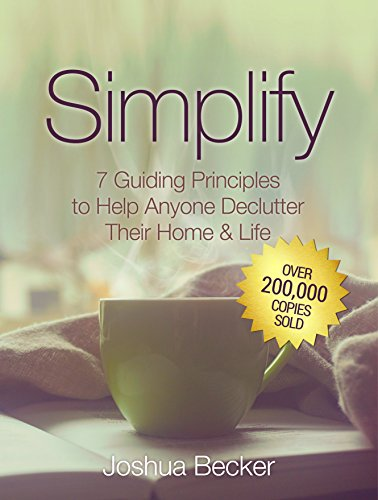 Simplify Joshua Becker Epub