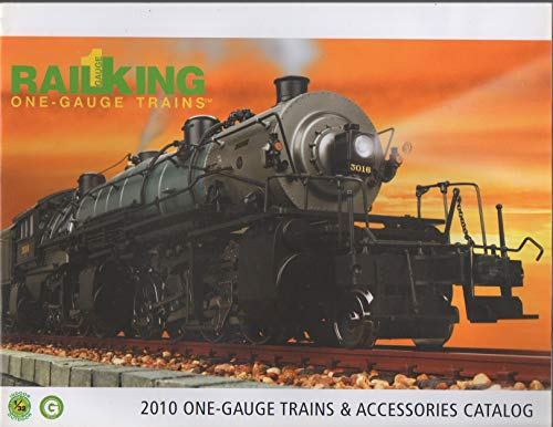 MTH 2010 One-Gauge Train Catalog