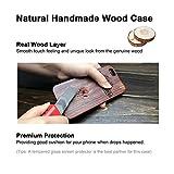 iPhone 8 Wood Case,iPhone 7 Case,Unique Handmade