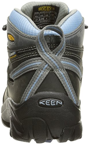 Soft Blue Mid Industrial Keen Construction Detroit Utility Magnet Toe Shoe and Bell Women's OqqnRw4Cxf