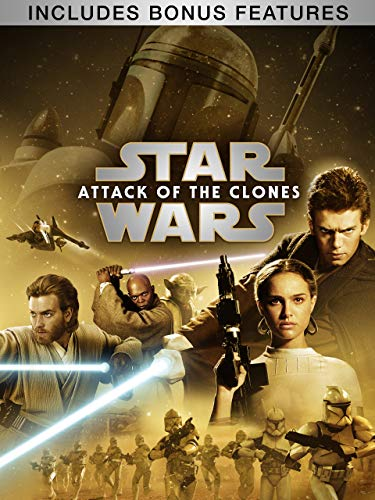 Star Wars: Attack of the Clones (Plus Bonus Content)
