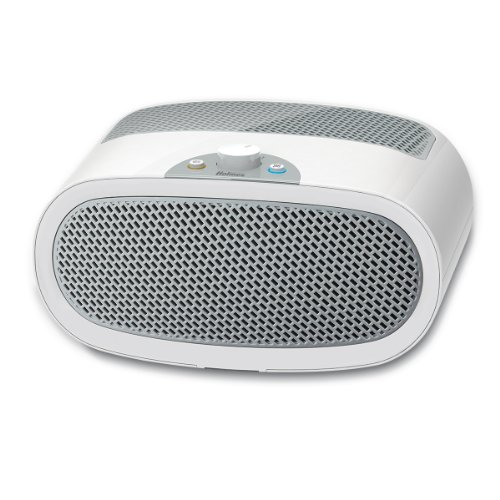 Holmes HEPA-Type Desktop Air Purifier with 3 Speeds and Quiet Operation, (Air Purifier Holmes Hepa)