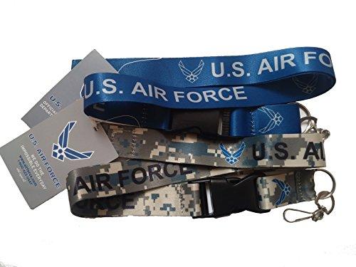 U.S. Air Force Official Licensed Lanyard I.D.Holder Pack