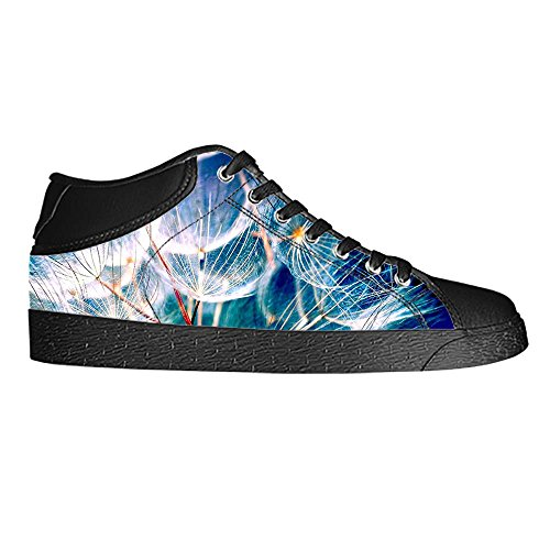Dalliy Dandelion Mens Canvas shoes Schuhe Lace-up High-top Sneakers Segeltuchschuhe Leinwand-Schuh-Turnschuhe A