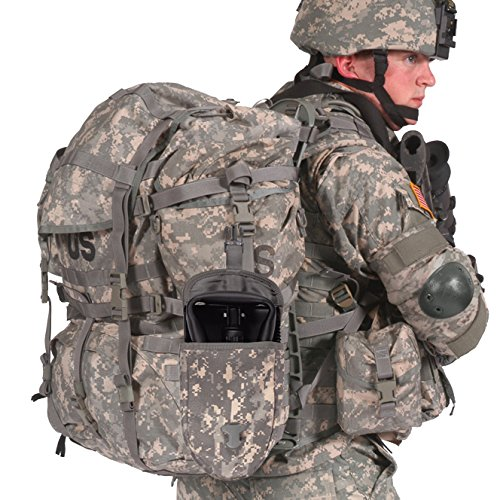 US Military Original Issue E-Tool Entrenching Shovel with ACU OR MultiCam Carrying Case / Pouch by USGI (Image #5)