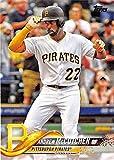 2018 Topps #200 Andrew McCutchen Pittsburgh Pirates Baseball Card