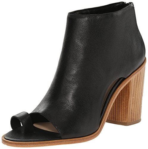 Loeffler Randall Women's Gigi Aviator Calf Dress Pump Black lyWXmUC