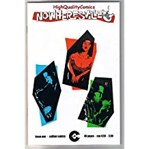 NOWHERESVILLE #1, NM, Caliber, Ricketts, Conrad, 1995, more indies in store