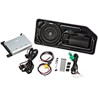 Kicker PCOCRE15 PowerStage Amp & Powered Sub Kit for 2015 Colorado Canyon Crew Cab