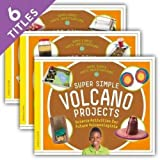 Super Simple Earth Investigations: Super Simple Earthquake Projects / Super Simple Mineral Projects / Super Simple Volcano Projects / Super Simple ... Cycle Projects / Super Simple Fossil Projects