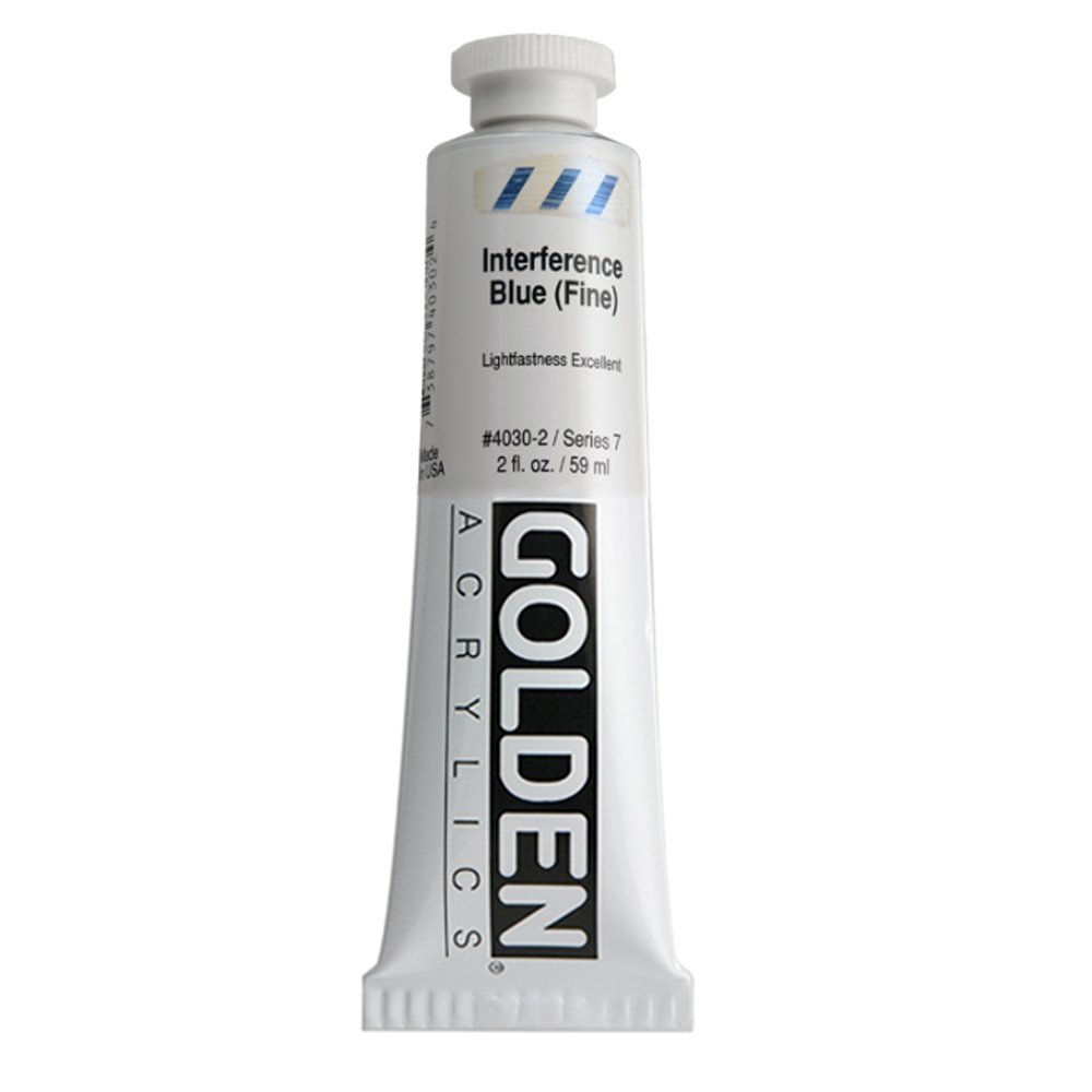 Golden Heavyボディアクリルペイント 4 oz jar 0004012-4 B0006VBOOE 4 oz jar|Iridescent Bright Gold Iridescent Bright Gold 4 oz jar
