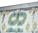 Ceiling Curtain Track Set with Wheeled
