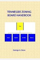 Tennessee Zoning Board Handbook Paperback