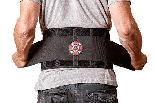 Old Bones Therapy Back Brace - Back Support Belt for Lower Back Pain (S/M, Fits - Brace Therapy Back