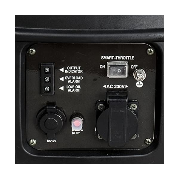 Generatore di Corrente Inverter 2,2 KW Foxcot GT-2200i silenziato 7 spesavip