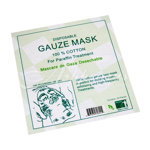 Appearus Facial Gauze Masks (500 count/dm102x10)