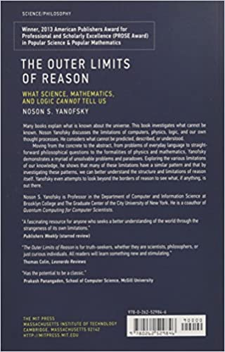 the outer limits of reason book