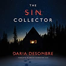 The Sin Collector Audiobook by Daria Desombre, Shelley Fairweather-Vega - translator Narrated by Lauren Ezzo