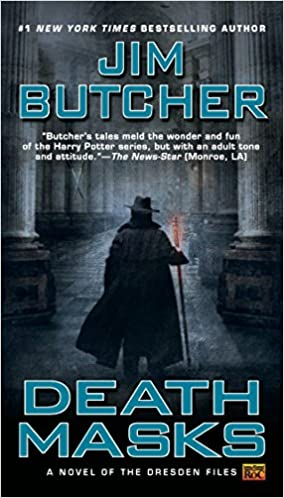 death masks the dresden files book 5