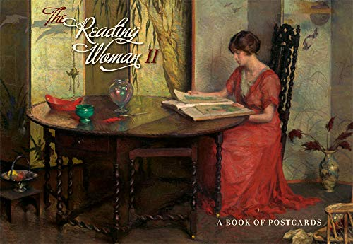 The Reading Woman 2: A Book of Postcards