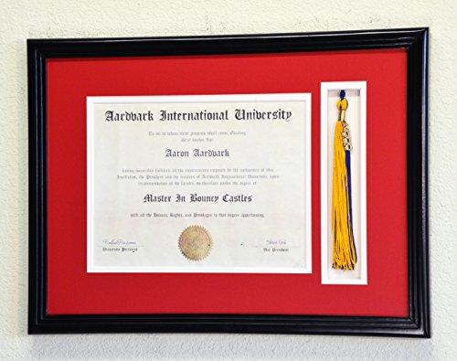 Custom Diploma Frames - 9