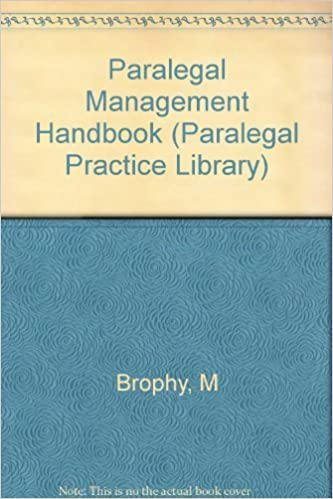 PRACTICE MANAGEMENT FOR PARALEGALS