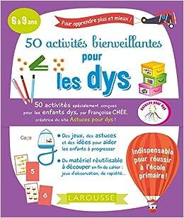 Amazon Fr 50 Activites Bienveillantes Pour Les Dys