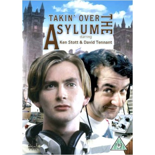 Takin' Over the Asylum 2-DVD Set [ NON-USA FORMAT, PAL, Reg.2.4 Import - United Kingdom ]