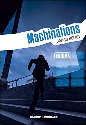 Enigma t.3 - Machinations