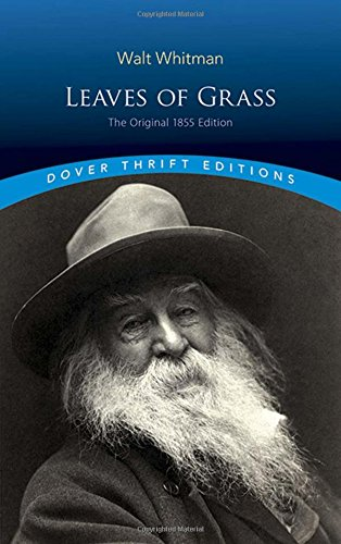 Leaves of Grass: The Original 1855 Edition (Dover Thrift - Whitman Stores Walt