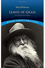 Leaves of Grass: The Original 1855 Edition (Dover Thrift Editions)