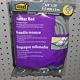 M-D Building Products 71464 Backer Rod for Gaps and