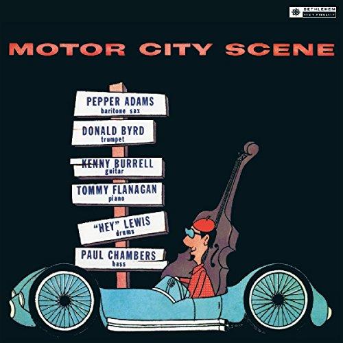Pepper Adams - Motor City Scene