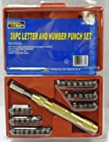 Power Pro Craft Letter and Number Punch Set - 38 pc.