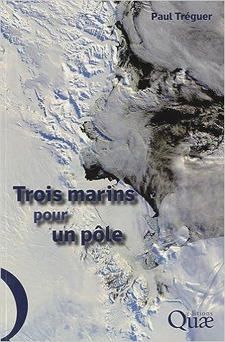 Lire Trois marins pour un pôle epub, pdf