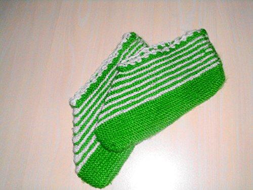 e8ad8844727d Amazon.com  Crochet Slipper Socks