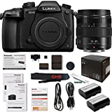 Panasonic Lumix DC-GH5 Mirrorless Micro Four Thirds Digital Camera + Panasonic interchangeable lens LUMIX G X VARIO 12-35mm / F2.8 II ASPH. / POWER O.I.S. [Micro Four Thirds – Expo Accessories Bundle Review