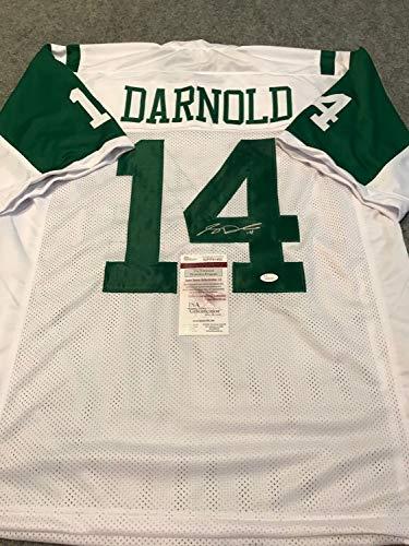 254c60b5015 Sam Darnold New York Jets Authentic Jersey, Jets Sam Darnold ...