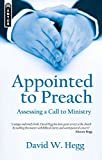 Appointed to Preach, Hegg David, 1845506197