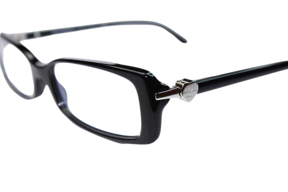 Amazon.com: TIFFANY & CO TF 2035 8001 Optical RX BLACK 52MM: Health ...