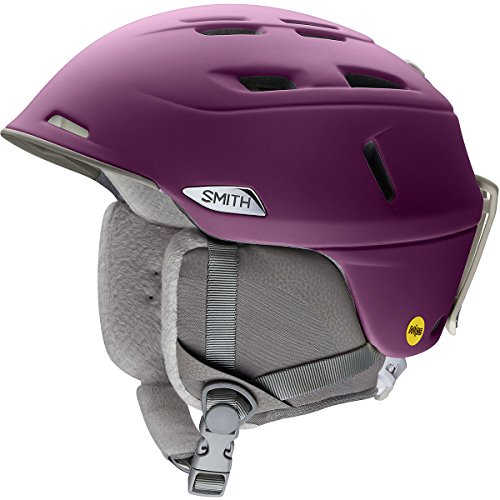 Smith Optics Compass-Mips Women's Ski Snowmobile Helmet - Matte Monarch/Medium