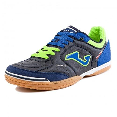 Joma Top Flex 703 Navy Indoor - Scarpe Calcetto Uomo - Men's Futsal Shoes - eu 40.5